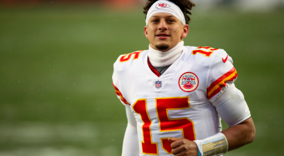 Patrick Mahomes & His Fiancée Started Dating in High School