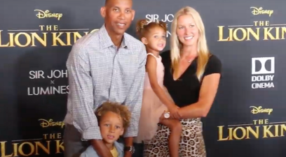 Reggie Miller Became a Father Again at Age 55