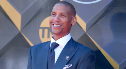 Reggie Miller Escaped His First Marriage and Settled Down Again