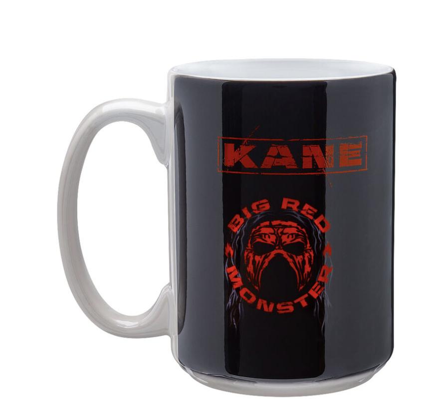Kane Heat Activated Mug