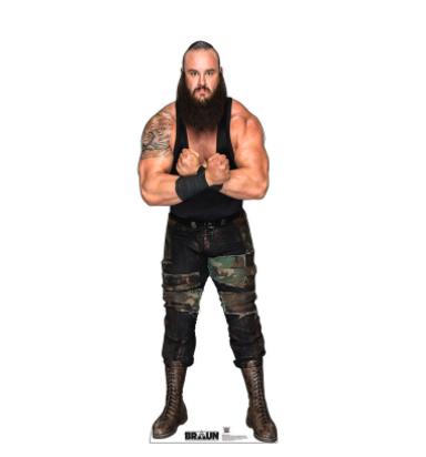 Braun Strowman Standee