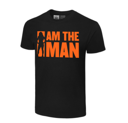 "Becky Lynch ""I Am The Man"" Authentic T-Shirt"