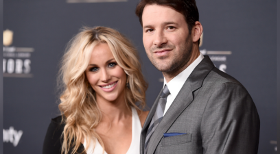Tony Romo Married a Beauty Queen & They Have 3 Sons Together