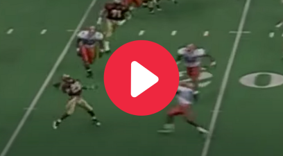 Warrick Dunn's Trick Play Pass Produced 73 Yards Of Greatness