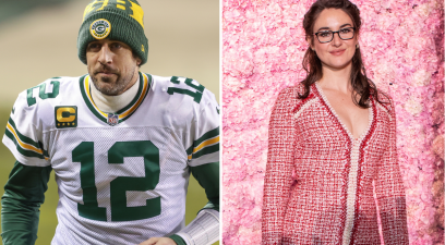 Aaron Rodgers Quickly Found Love Again With a Hollywood Actress
