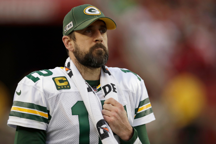 Aaron Rodgers' Star-Studded Dating History is Unmatched