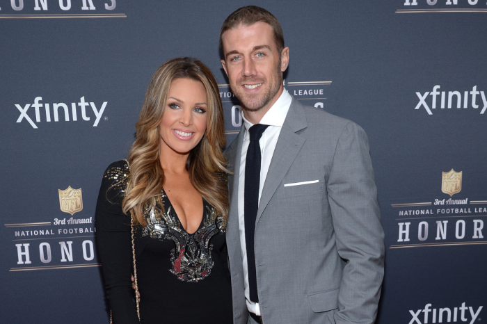 Alex Smith's Wife Became The Family Backbone After His Gruesome Injury