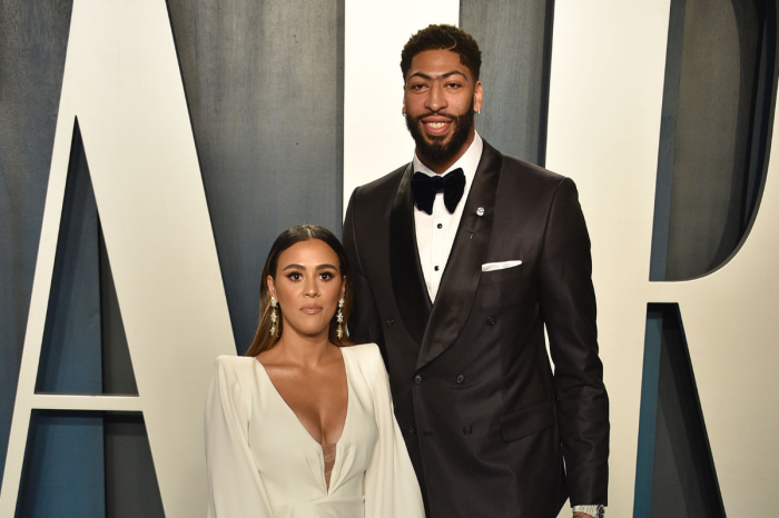 Anthony Davis & His Wife Tied the Knot at a Star-Studded Wedding