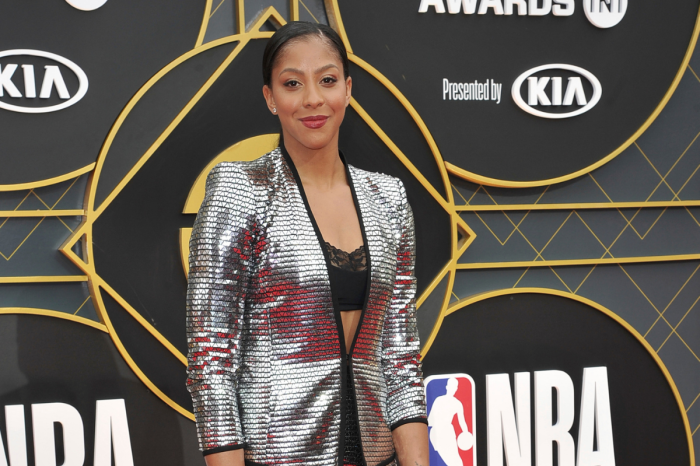 Candace Parker Balances Life as a Basketball Star & Single Mom