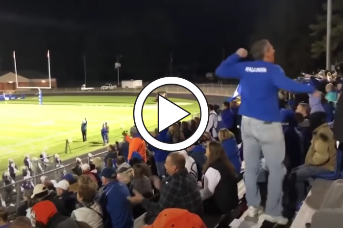 Cheer Dad Performs Daughter's Routine in Viral Video