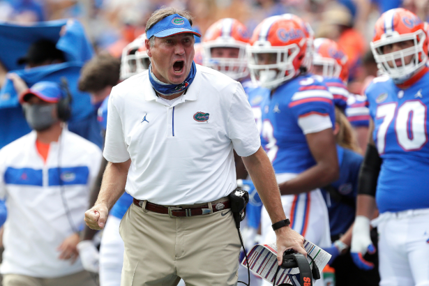 Florida Coach Dan Mullen Tests Positive for COVID-19