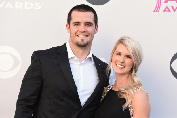 Derek Carr & His Wife Expecting Baby No. 4 This Holiday Season