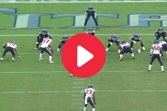 Derrick Henry's 94-Yard TD Burned Texans Defenders Badly