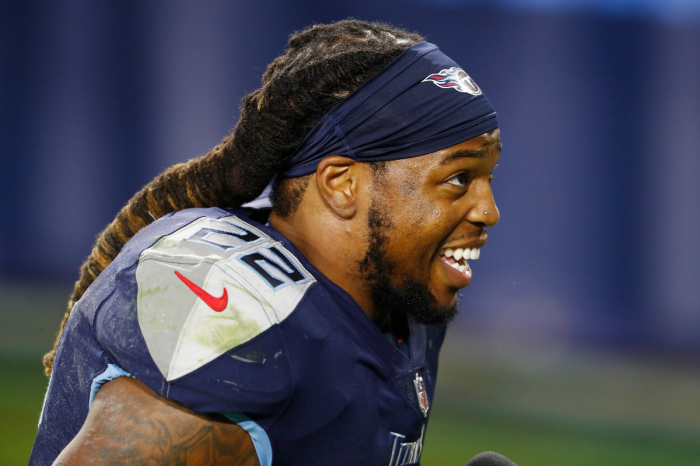 Derrick Henry Has Been Growing Out His Hair Since Elementary School