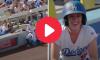 Dodgers Ball Girl