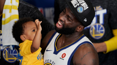 Draymond Green is Growing His Family With a 'Basketball Wives' Star