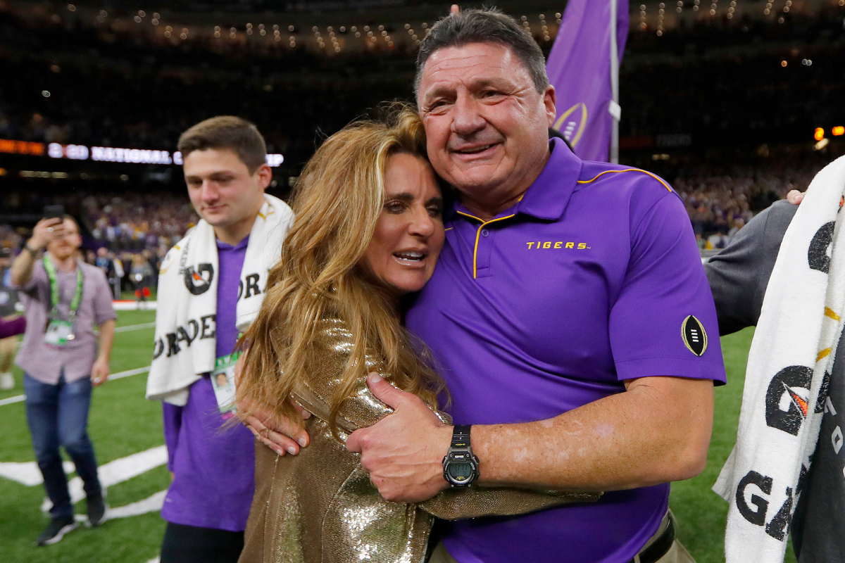 Ed & Kelly Orgeron Built a 23-Year Marriage Before Splitting Up