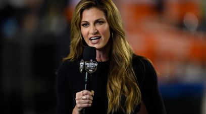 Erin Andrews' Net Worth Is Proof She's America's Top Sports Reporter