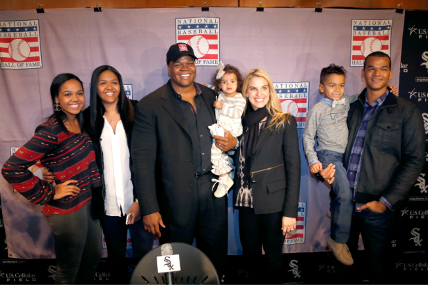 Frank Thomas Gave Love a Second Chance & is Happier Than Ever