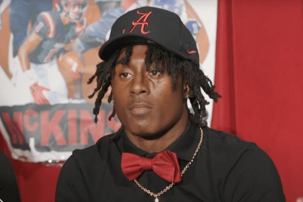 Alabama Locks Up Nation's No. 1 DB for This Season