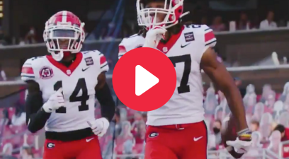 "Georgia's ""Light It Up"" Hype Video for Alabama is 2 Minutes of Greatness"
