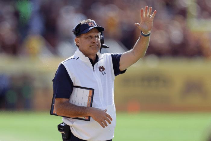Auburn Fires Gus Malzahn, Will Pay $21 Million Contract Buyout