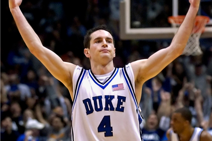 JJ Redick's College Career Was Filled With Greatness and Hate