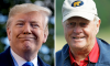 Jack Nicklaus Donald Trump