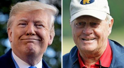 "Jack Nicklaus Endorses Donald Trump: ""He Has Delivered On His Promises"""