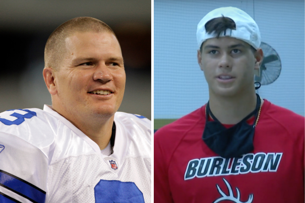 Florida's Newest QB Has a Cannon Like His NFL Dad