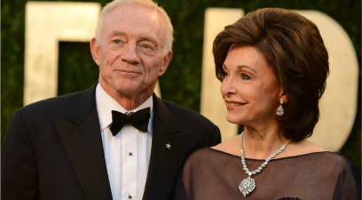 Jerry Jones First Met His Wife Gene on a Blind Date