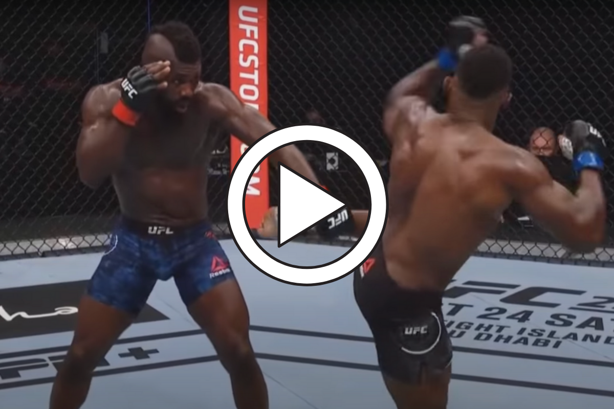 "Spinning Back Kick KO Dubbed ""Most Unbelievable"" in UFC History"