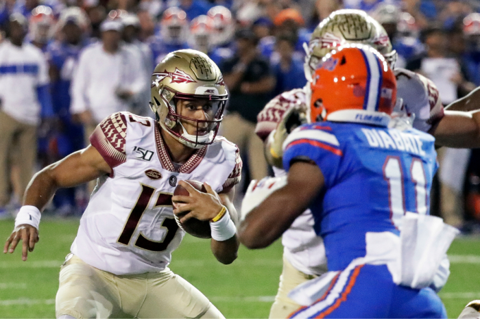 Jordan Travis is FSU's Best (And Final) Option at Quarterback
