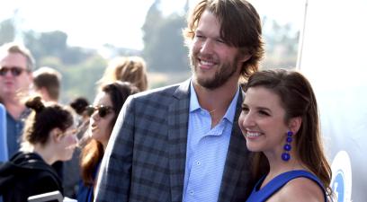 Clayton Kershaw Married His High School Sweetheart & Had 3 Kids