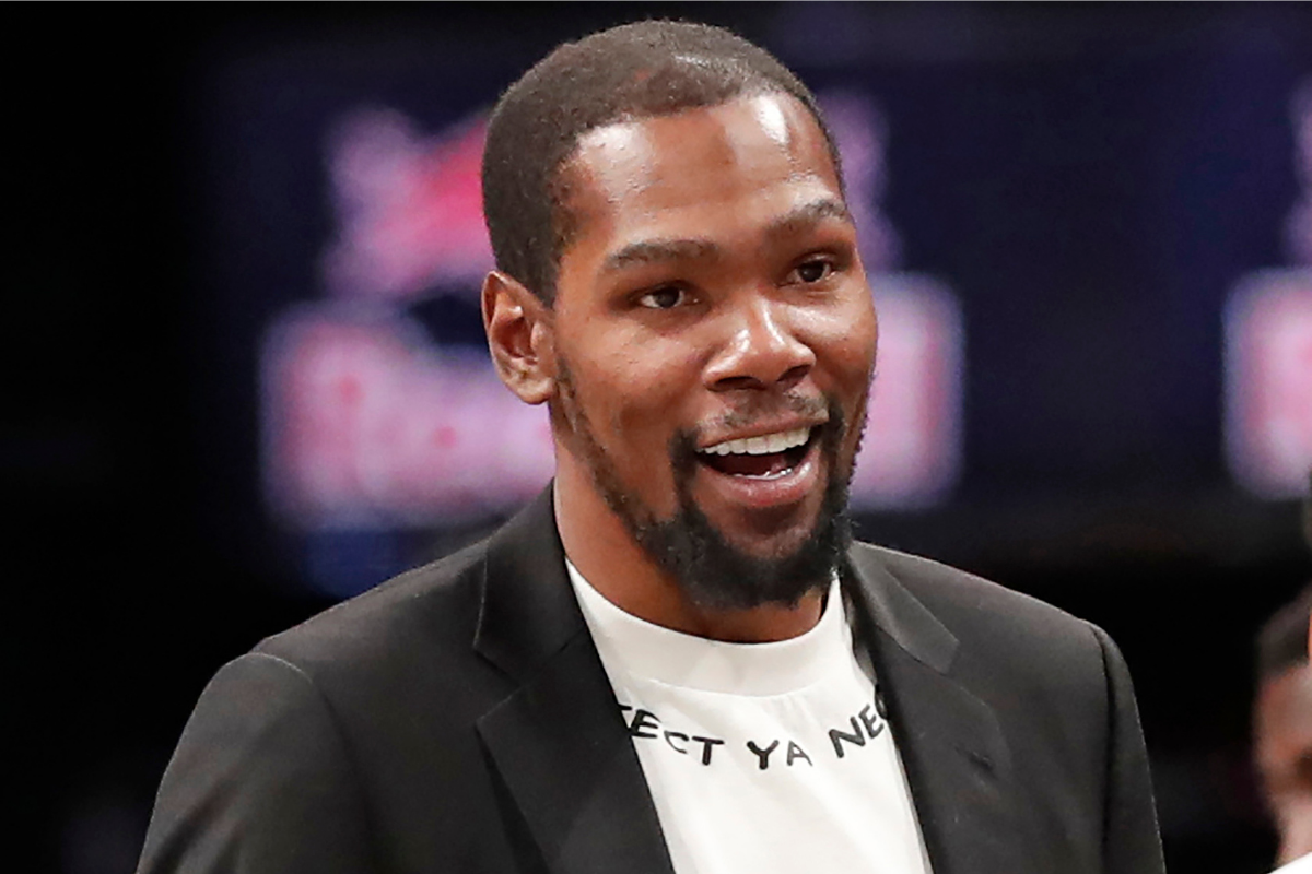 Kevin Durant Was Engaged Once, But Still Looking for True Love