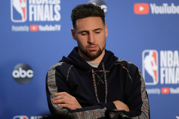 Klay Thompson's Achilles Injury Potentially Puts His Future in Jeopardy
