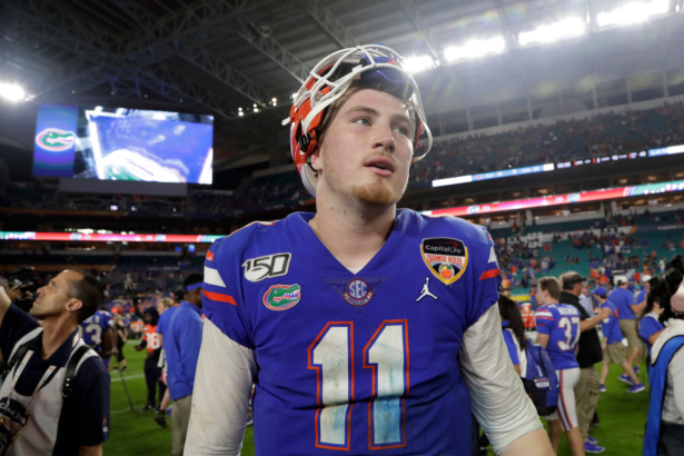Florida's Kyle Trask Was Named After Texas A&M's Stadium
