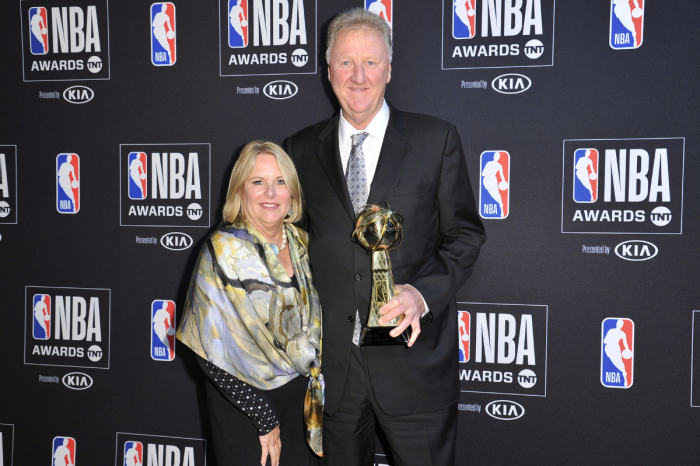 Who Is Larry Bird's Unknown Wife?