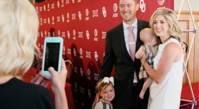 Lincoln Riley's Wife is the Queen of Oklahoma Football