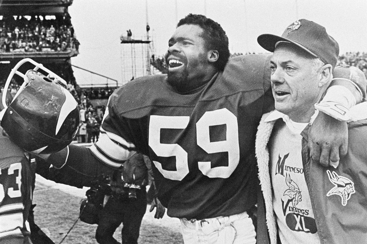 Matt Blair, Former All-Pro Vikings Linebacker, Dead at 70