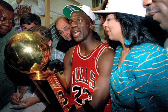 Larry O'Brien Trophy: The History of the NBA Finals Hardware