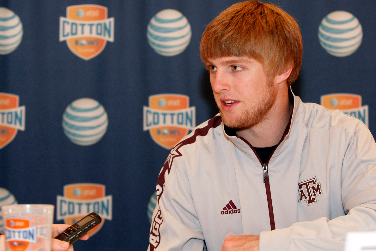 Ryan Swope Set Texas A&M Receiving Records, But What's He Doing Now?