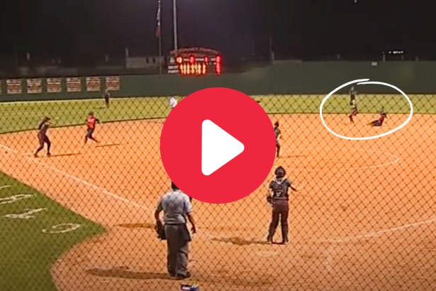 Softball Team Loses Title Game on Umpire's Blown Call