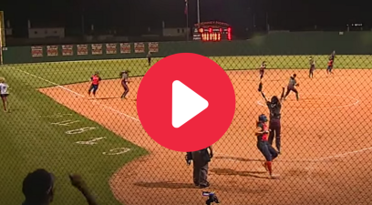 Softball Team Celebrates Early, Loses Title Game on Walk-Off Blown Call