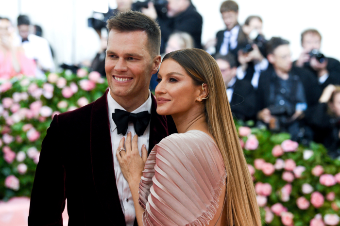 Tom Brady & Gisele Bündchen First Met on a Blind Date