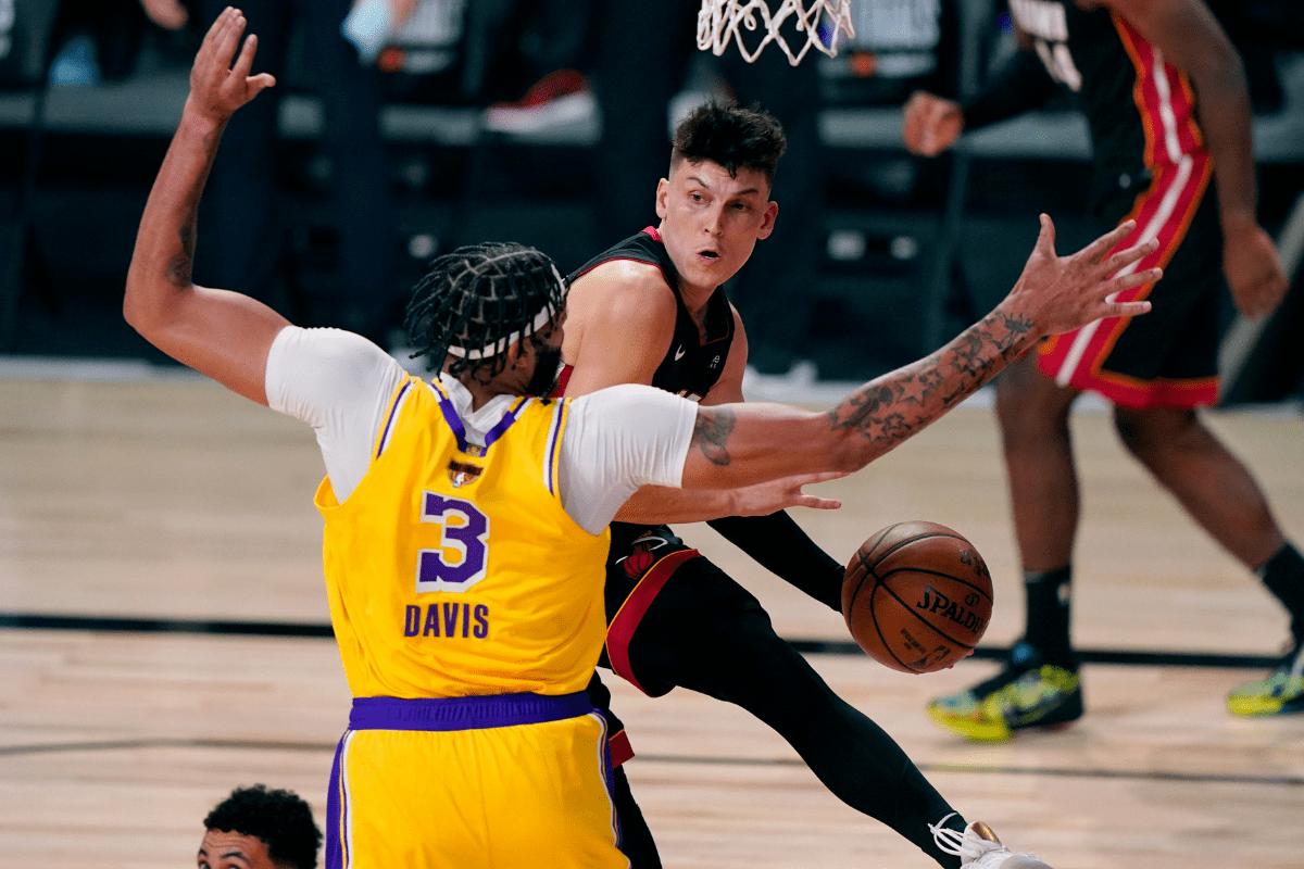 2020 NBA Finals Has a Serious Kentucky Connection