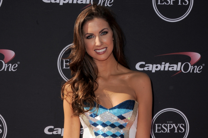 Katherine Webb Gave Up Her Model Life to Become a Mom