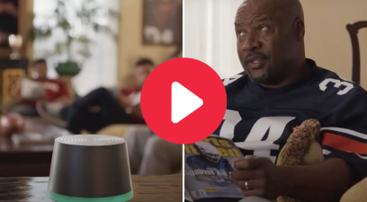 Bo Jackson Races Machine in Timeless Heisman Commercial