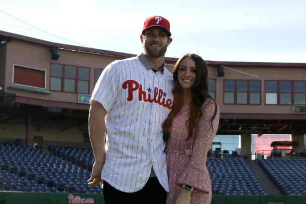 Bryce Harper's Wife is a Former College Soccer Star