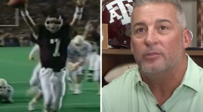 Bucky Richardson Was a Fan Favorite at Texas A&M, But Where Is He Now?